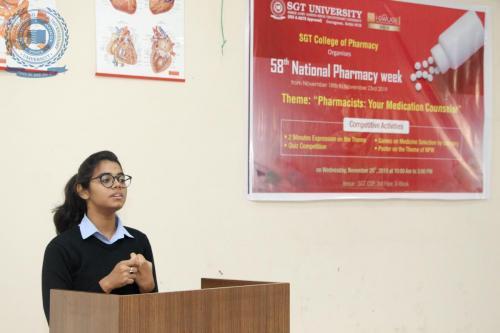 58th National Pharmacy Week